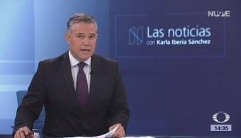 Las Noticias, con Karla Iberia: Programa del 20 de julio de 2018
