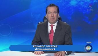 Las noticias con Lalo Salazar en Hoy (Bloque 1)