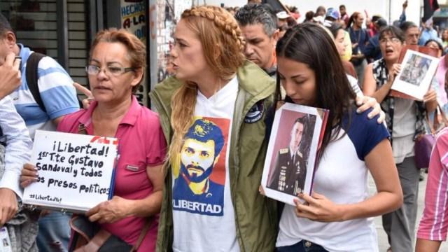Tintori denuncia haber sido atacada grupos afines Maduro