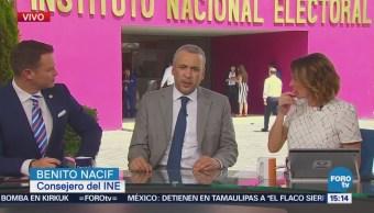 Limitación Boletas Casillas Especiales Evitar Fraudes Ine