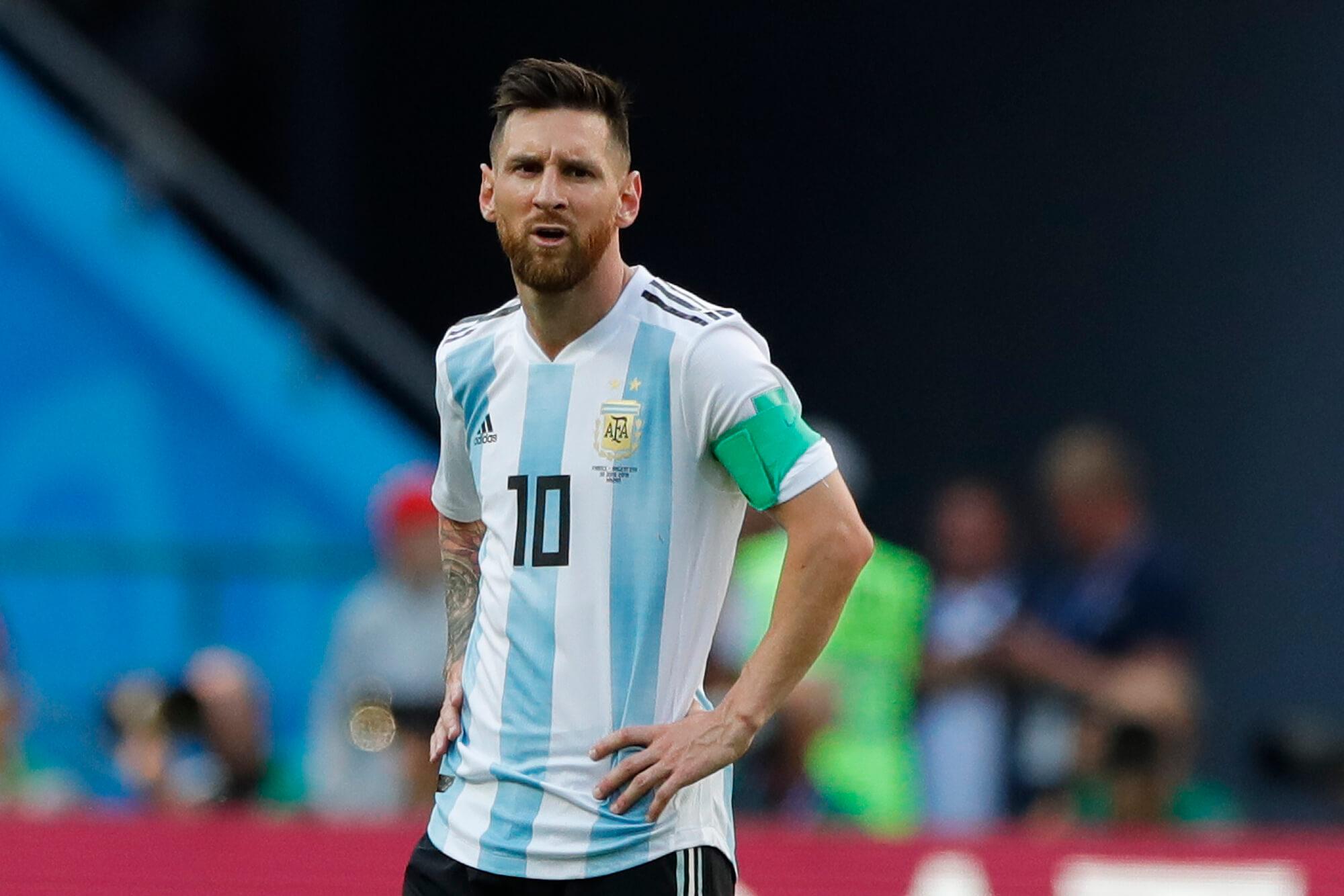 Ruso pide el divorcio tras discutir con su pareja sobre Messi