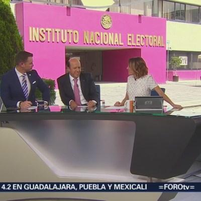 Llegan del extranjero 2,854 votos para las elecciones 2018