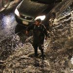 Iztapalapa, delegación más afectada por tormenta del viernes
