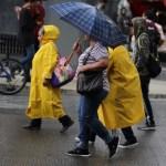 Este domingo prevalecerán lluvias en la mayor parte del país