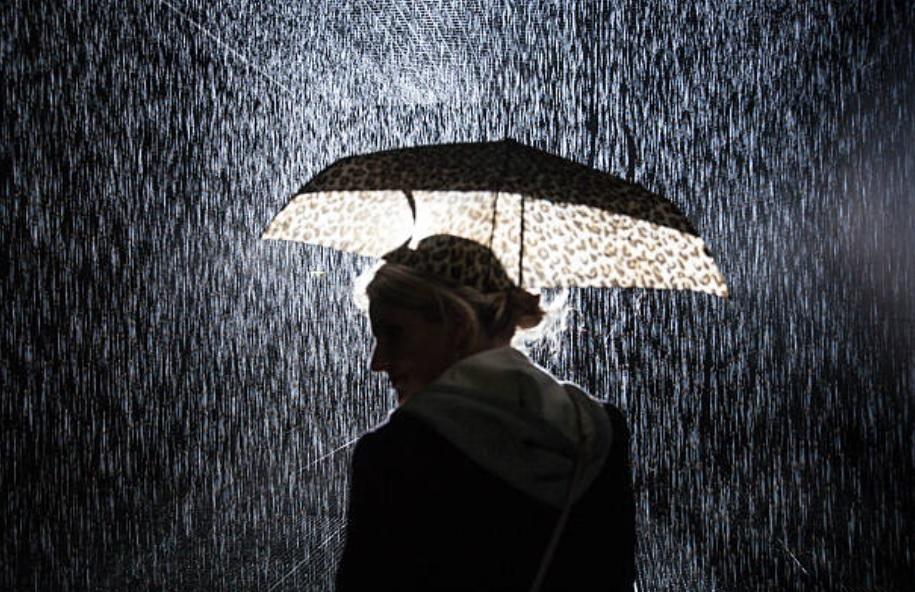 Foto: Para las próximas horas se esperan tormentas fuertes, 23 junio 2019