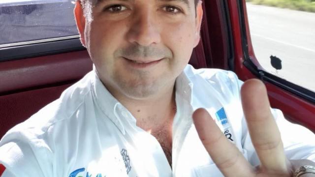 Localizan ileso a un alcalde Roberto González Hinojosa