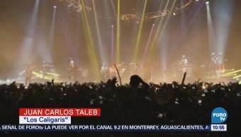 #LoEspectaculardeME: Caligaris abre nueva fecha de concierto en la CDMX