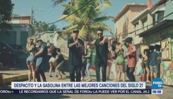 #LoEspectaculardeME: 'Despacito' y 'La Gasolina' están entre las mejores canciones del s. XXI