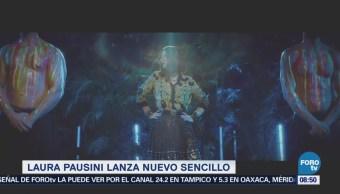 Laura Pausini estrena segundo sencillo disco