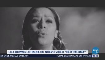 #LoEspectaculardeME: Lila Downs estrenará video, grabado con 50 mujeres