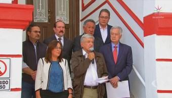 López Obrador Anuncia Rescate Sector Energético