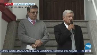 López Obrador Confirma Encuentro Mike Pompeo