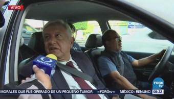 López Obrador: El país tiene muchos retos, hay que trabajar