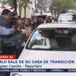 López Obrador se reúne con miembros