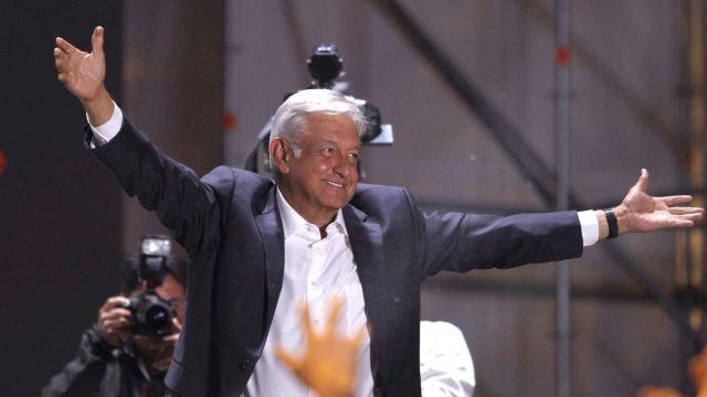 López Obrador agradece postura de expresidentes tras triunfo en elecciones