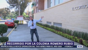 Los rincones de la colonia Romero Rubio