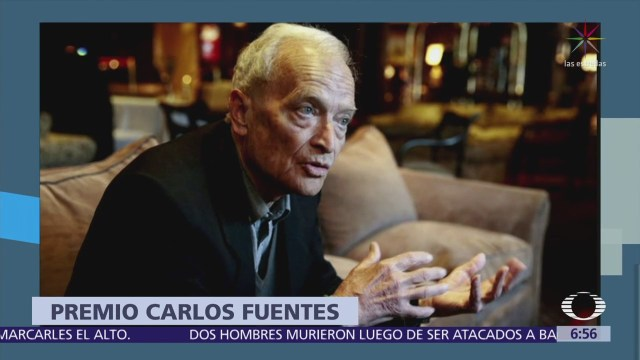 Luis Goytisolo recibe Premio Internacional Carlos Fuentes a Creación Literaria