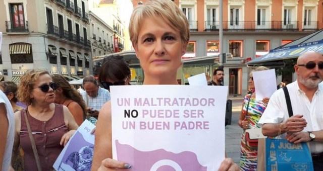 España tendrá que indemnizar a madre de niña asesinada por su propio padre