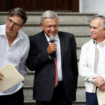 Ebrard difunde respuesta de Donald Trump a López Obrador