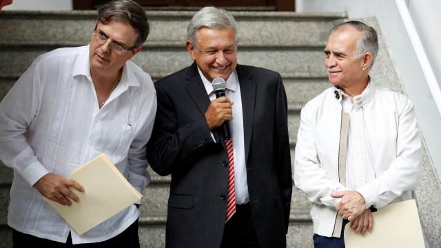 Donald Trump responde a la carta de López Obrador