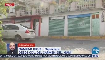 Matan a un hombre dentro de una tortillería en la GAM