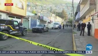 Matan a un hombre en Guadalupe