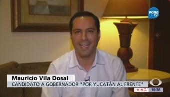 Mauricio Vila Ganador Elecciones Gubernatura Yucatán
