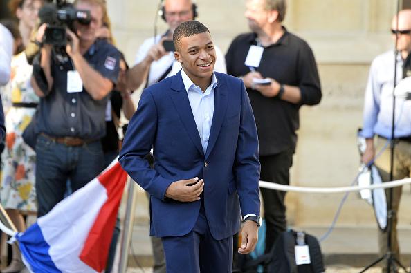 El camino fue largo, pero valió la pena — Kylian Mbappé
