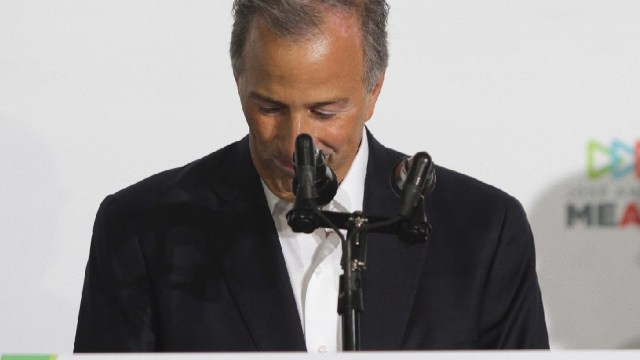 Meade: Las tendencias del voto no nos favorecen