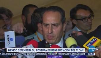México defenderá postura en TLCAN: Moisés Kalach