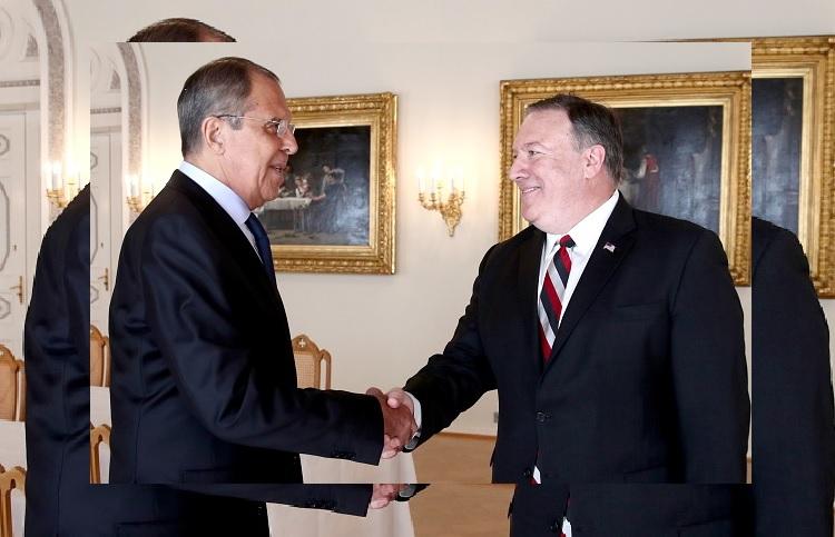 Lavrov y Pompeo abordan la normalización de las relaciones
