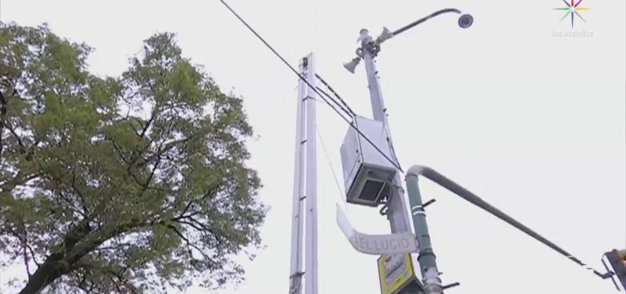 Mil 400 altavoces de alerta sísmica no sonaron en CDMX