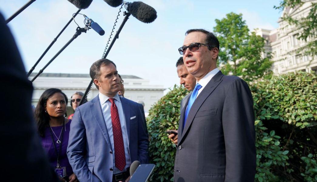 Mnuchin espera acuerdo sobre TLCAN 'muy pronto'