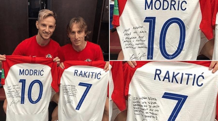 Selección croata recibida por cientos de aficionados en Zagreb