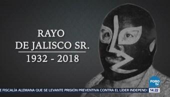 Muere Los 85 Años Rayo Jalisco