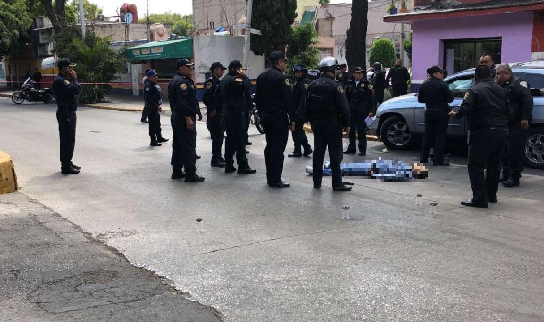 Asesinan disparos a un hombre en la delegación Azcapotzalco