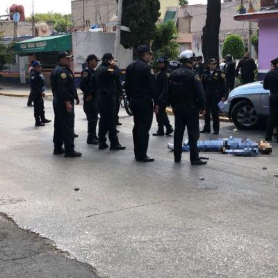 Asesinan a disparos a un hombre en la delegación Azcapotzalco; no hay detenidos