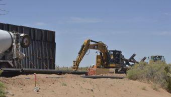 Plan gastos de EU incluiría 5,000 mdd para muro fronterizo