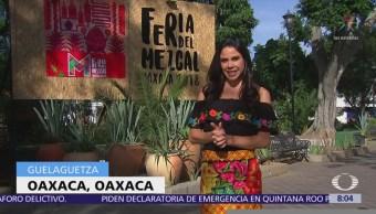 Música, arte y gastronomía se vive en la Guelaguetza, en Oaxaca