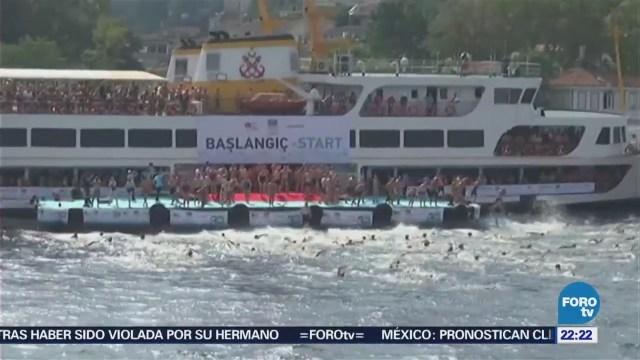 Nadan más de dos mil de Asia a Europa