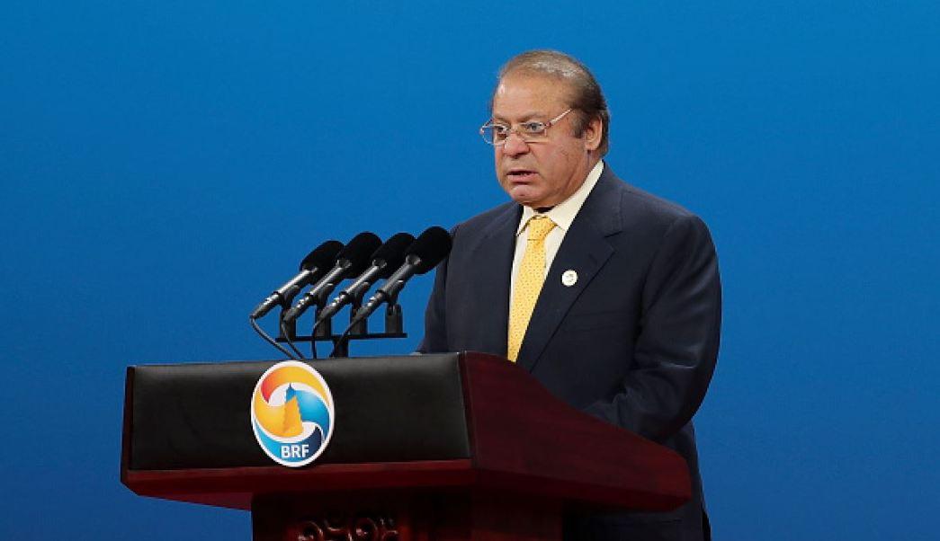 Arrestan a exprimer ministro Nawaz Sharif en Pakistán
