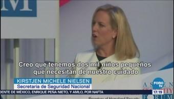 Nielsen Cambio Leyes Para No Separar Familias Migrantes