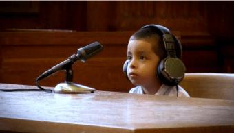 Cortometraje muestra interrogatorios a niños migrantes