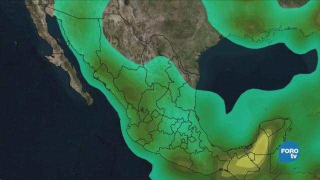 Radiación Solar Registra Niveles Extremadamente Altos Cdmx