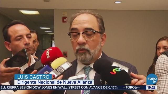 Nueva Alianza Encuentro Social Buscan Salvar Registro