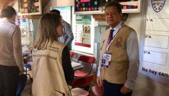 Observador de OEA confía en que elección sea fiesta