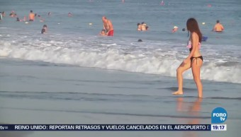 Ocupación Hotelera Alcanza Colima Manzanillo Playas
