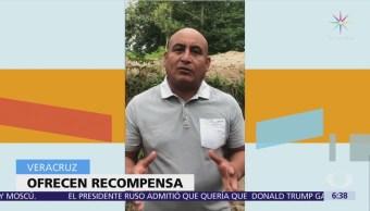Ofrecen recompensa por captura de Severiano Pérez Vega, exedil de Coxquihui