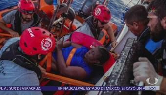 Open Arms denuncia política migratoria de Italia