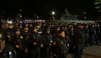 Tres detenidos durante operativo Condesa-Roma-Polanco, en la CDMX